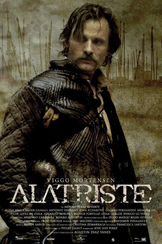 Alatriste @ Institute of Hispanic Culture of Houston