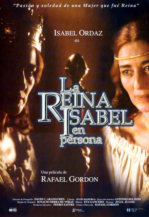Reina Isabel en Persona @ Institute Of Hispanic Culture of Houston