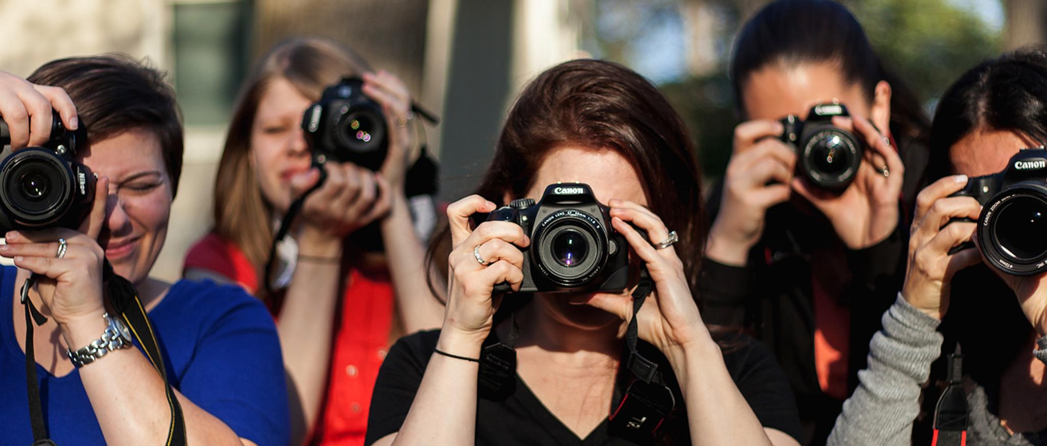 Clases de Fotografía en español