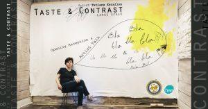 Tatiana Escallon Artist Talk - Opening Reception