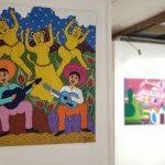 Familia Lorenzo Folk Art from Guerrero, Mexico @xzzxdesign